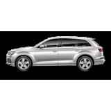 Оригинальные аксессуары и дооснащения Audi Q7 e-tron (2016)