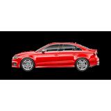 Оригинальные аксессуары и дооснащения Audi S3 Saloon 8V рестайл (2017)