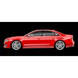 Оригинальные аксессуары и дооснащения Audi S8 D3 рестайл (2008-2010)