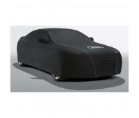 Автомобильный чехол (для помещения) с кольцами Audi, для автомобилей с неподвижным задним спойлером для TT, TTS, TT RS