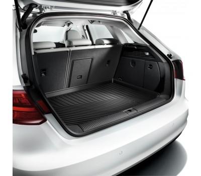 Поддон для багажника для седана с передним приводом и с набором для ремонта / аварийным колесом или с приводом quattro и с набором для ремонта A3, S3