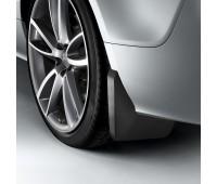 Брызговики для задней части, автомобили с пакетом наружной отделки S-Line Audi A7