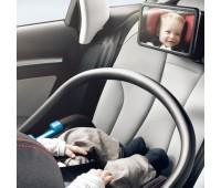 Зеркало Audi для обзора за ребенком для крепления на заднем сиденье