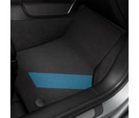 Текстильные коврики 4 шт. Audi A3 Cabriolet, S3 Cabrioleet
