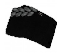 Текстильные коврики 4 шт. Audi A1, S1