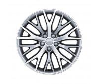 Алюминиевый литой диск, дизайн с Y-образными спицами «антрацит» «серебристый», 8,5 J x 19 Audi A6