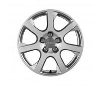 Зимний кованый алюминиевый диск, дизайн с 7 спицами «серебристо-бриллиантовое», 7 J x 17 Audi Q5