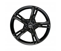 Зимний литой алюминиевый диск 5-Arm-Ramus-Design черный, 8,5 J x 19 Audi A5, S5