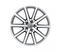 Алюминиевый литой диск в 10-спицевом дизайне «антрацит», 8,5 J x 20 Audi Q5