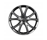 Литой алюминиевый диск в дизайне с 5 V-образными спицами черный блестящий, 7,5 J x 17 Audi A1