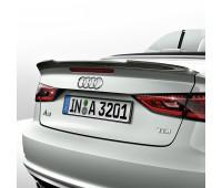 Спойлер на крышке багажника из карбона Audi A3, S3