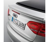 Спойлер на крышке багажника с загрунтованной поверхностью Audi A3