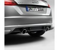 Задний диффузор с загрунтованной поверхностью Audi TT