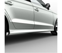 Комплект боковых порожков с загрунтованной поверхностью Audi A3