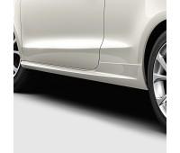 Комплект боковых порожков с загрунтованной поверхностью Audi A1
