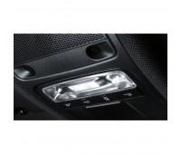 Комплект дооснащения светодиодными лампами для освещения салона Audi