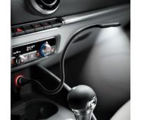 Светодиодный фонарь для чтения на гибкой ножке Audi