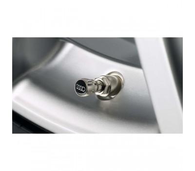 Колпачки Audi для вентилей для алюминиевых вентилей