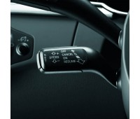 Дооснащение системой регулировки скорости для автомобилей с бортовым компьютером и многофункциональным рулевым колесом/без бортового компьютера Audi A3, S3, RS 3