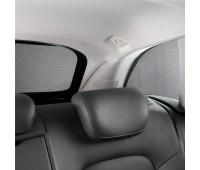 Комплект солнцезащитных шторок для боковых стекол задних дверей Audi A3, S3, RS 3