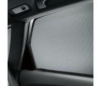 Комплект солнцезащитных шторок для боковых стекол задних дверей Audi Q3, RS Q3