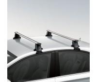Багажные дуги для автомобилей без релинга крыши Audi A8, S8