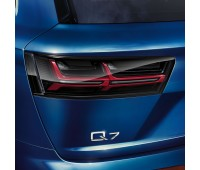 Блок светодиодных задних фонарей с затемнением Audi Q7, SQ7