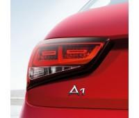 Светодиодные блоки задних фонарей с затемнением Audi A1