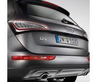 Светодиодные блоки задних фонарей Прозрачное стекло Audi Q5, SQ5