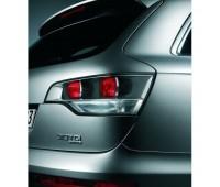 Задние фонари Прозрачное стекло Audi Q7